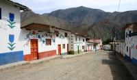 Street in Antioquia