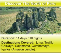 Discovering the North of Peru